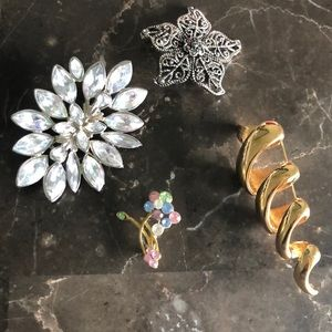 Monet Jewelry - Brooches
